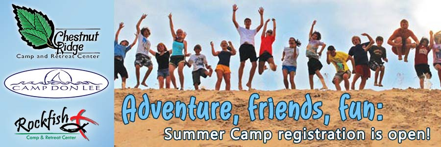 Registration open for Summer Camp 2013