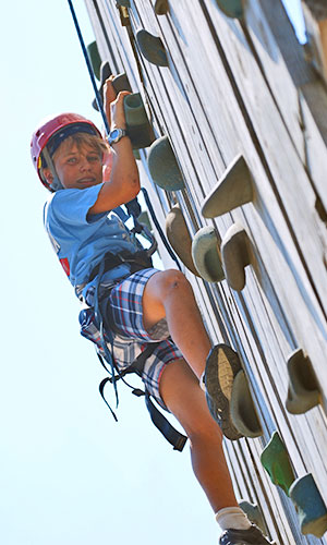 Rockfish - Climbing Tower